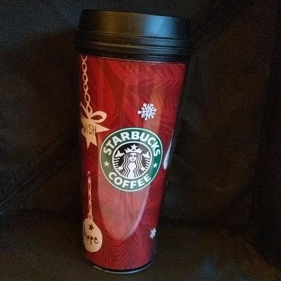 Starbucks Other - STARBUCKS 2009 CHRISTMAS TUMBLER